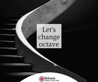let's change octave